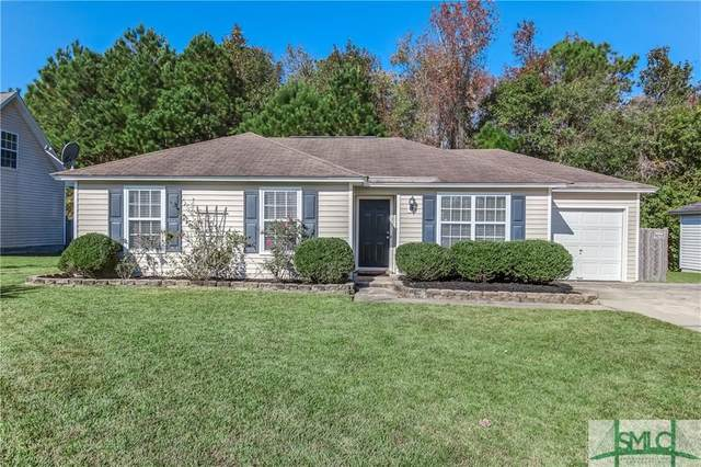 5 Bluelake Boulevard, Pooler, GA 31322 (MLS #237931) :: Level Ten Real Estate Group