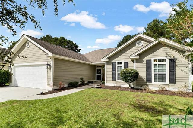23 Stone Gate Court, Pooler, GA 31322 (MLS #237961) :: The Arlow Real Estate Group