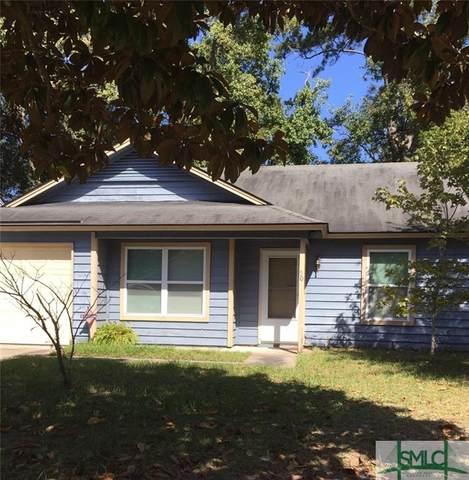 50 Quail Forest Drive, Savannah, GA 31419 (MLS #237973) :: Keller Williams Coastal Area Partners