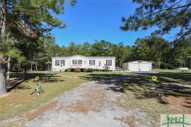 118 Burnt Tree Drive, Guyton, GA 31312 (MLS #237985) :: Keller Williams Coastal Area Partners