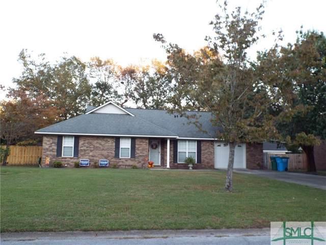 36 Oak Ridge Circle, Rincon, GA 31326 (MLS #237988) :: The Arlow Real Estate Group