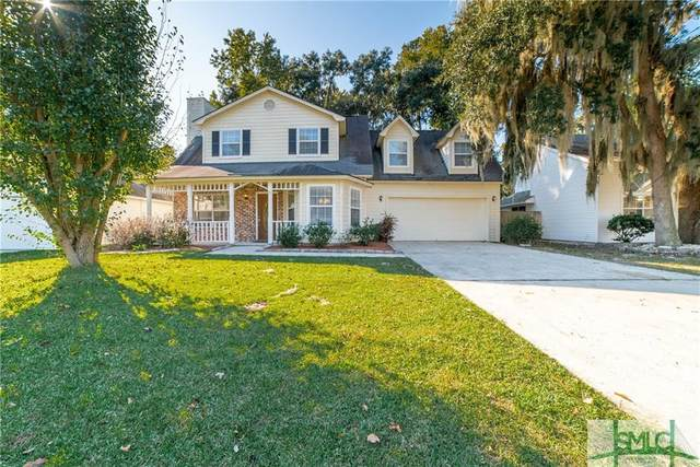 21 Saint Ives Drive, Savannah, GA 31419 (MLS #237995) :: Heather Murphy Real Estate Group
