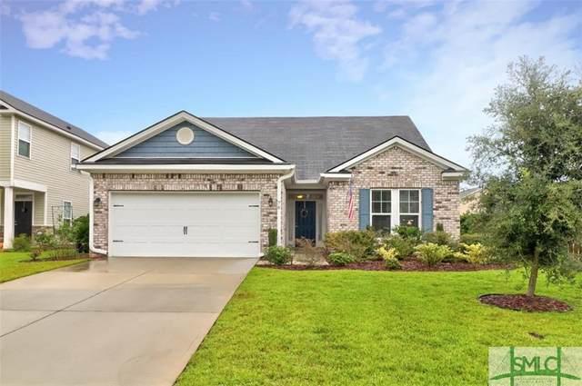 76 Crystal Lake Drive, Savannah, GA 31407 (MLS #237996) :: Keller Williams Coastal Area Partners