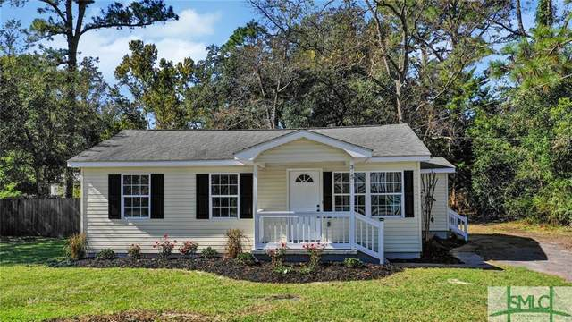 305 Cypress Street, Bloomingdale, GA 31302 (MLS #238012) :: Liza DiMarco