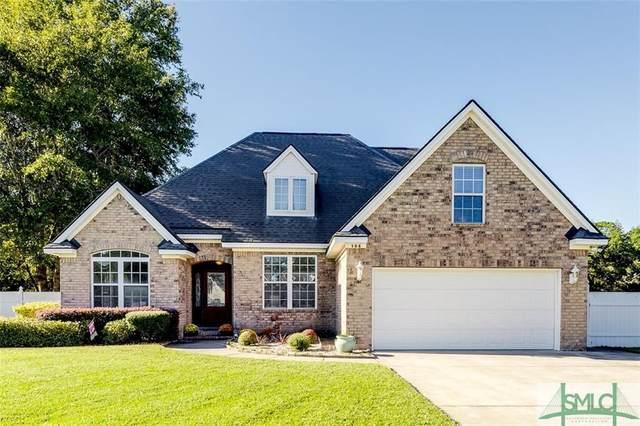 108 Penny Lane, Guyton, GA 31312 (MLS #238030) :: Coastal Homes of Georgia, LLC
