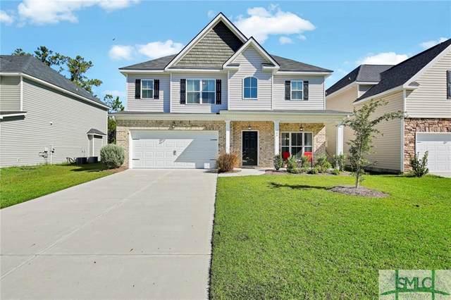106 Laguna Way, Savannah, GA 31405 (MLS #238036) :: Partin Real Estate Team at Luxe Real Estate Services