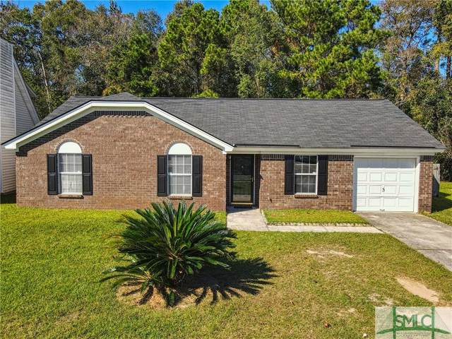 107 Laurelwood Drive, Savannah, GA 31419 (MLS #238037) :: Team Kristin Brown | Keller Williams Coastal Area Partners