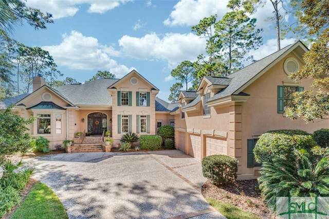 2 Shadow Brook Lane, Savannah, GA 31411 (MLS #238040) :: Coastal Homes of Georgia, LLC