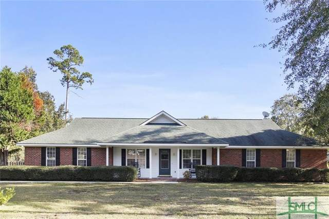100 Cottonwood Drive, Rincon, GA 31326 (MLS #238047) :: Teresa Cowart Team