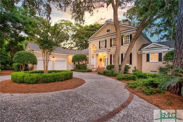 33 Tidewater Way, Savannah, GA 31411 (MLS #238050) :: The Arlow Real Estate Group