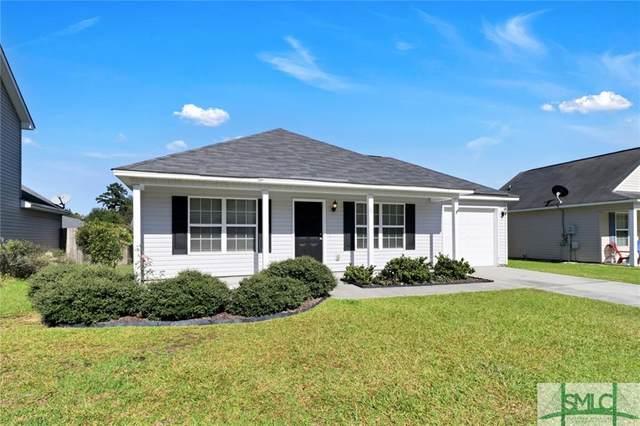12 Rice Mill Road, Port Wentworth, GA 31407 (MLS #238051) :: Keller Williams Coastal Area Partners