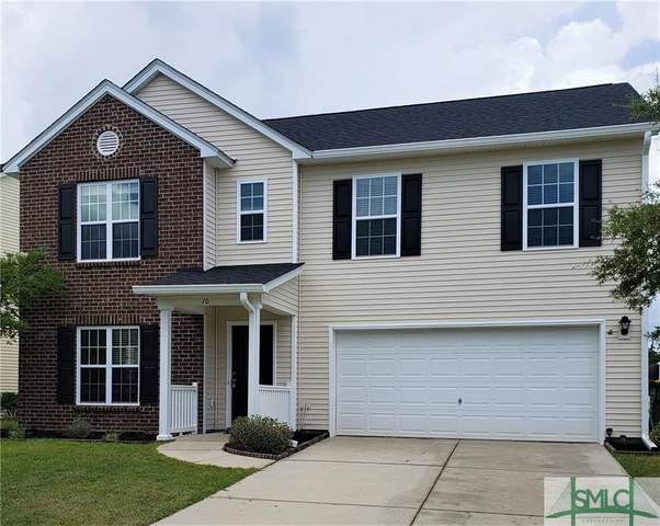 10 Briarcliff Way, Pooler, GA 31322 (MLS #238058) :: Liza DiMarco