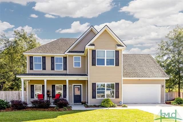 107 Hunters Chase Drive, Guyton, GA 31312 (MLS #238061) :: Coastal Homes of Georgia, LLC