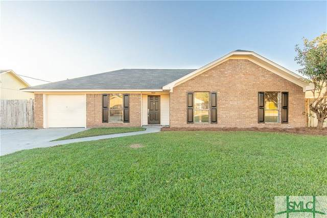 904 Shady Lane, Hinesville, GA 31313 (MLS #238073) :: The Arlow Real Estate Group