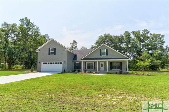 101 Cameron Oaks Drive, Guyton, GA 31312 (MLS #238074) :: Keller Williams Realty-CAP