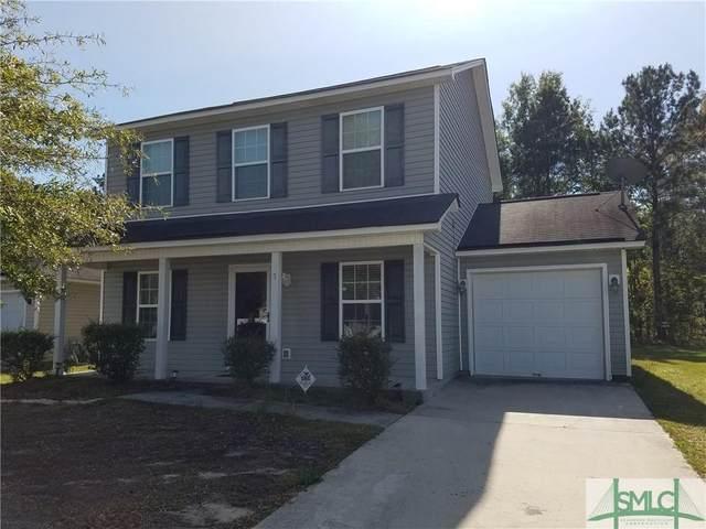3 Rice Mill Road, Port Wentworth, GA 31407 (MLS #238081) :: Coastal Homes of Georgia, LLC