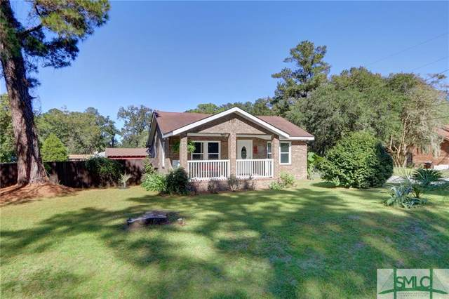 174 Smith Avenue, Garden City, GA 31408 (MLS #238105) :: Barker Team | RE/MAX Savannah