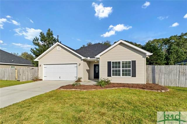 12 Glenmore Drive, Guyton, GA 31312 (MLS #238107) :: Barker Team   RE/MAX Savannah