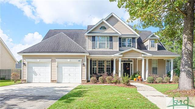 101 Southernland Drive, Pooler, GA 31322 (MLS #238113) :: The Arlow Real Estate Group