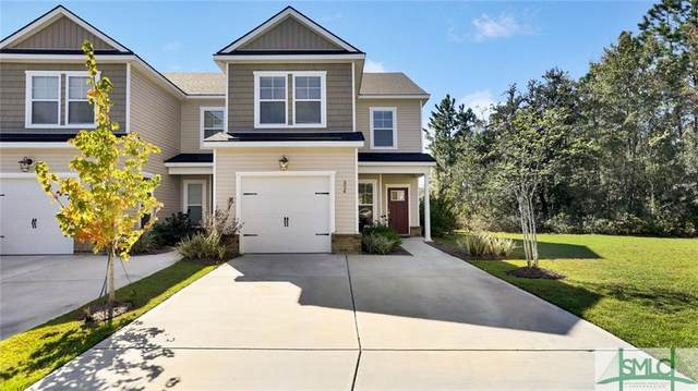 324 Sonoma Drive, Pooler, GA 31322 (MLS #238116) :: Coastal Homes of Georgia, LLC