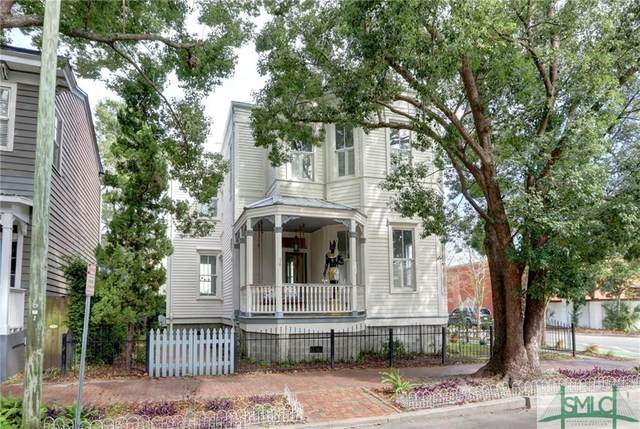 228 E Bolton Street, Savannah, GA 31401 (MLS #238125) :: Coastal Homes of Georgia, LLC