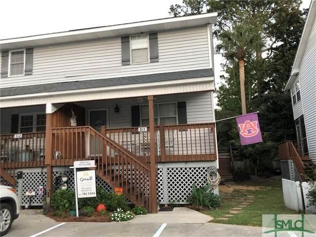 817 First Street, Tybee Island, GA 31328 (MLS #238138) :: The Arlow Real Estate Group