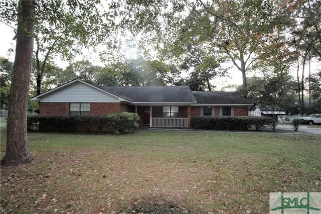 17 Frederick Street, Rincon, GA 31326 (MLS #238142) :: Barker Team   RE/MAX Savannah