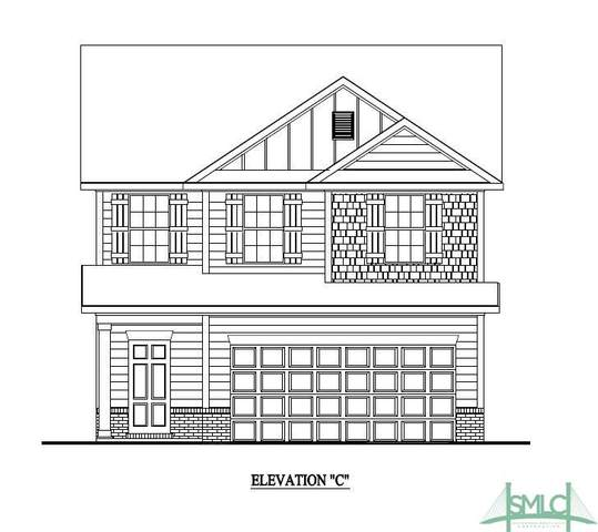 60 Cassels Court, Hinesville, GA 31313 (MLS #238153) :: Barker Team   RE/MAX Savannah