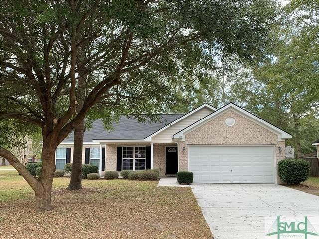 208 Mikal Street, Rincon, GA 31326 (MLS #238159) :: Coastal Homes of Georgia, LLC