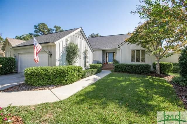 8 Riding Lane, Savannah, GA 31411 (MLS #238166) :: Coastal Homes of Georgia, LLC