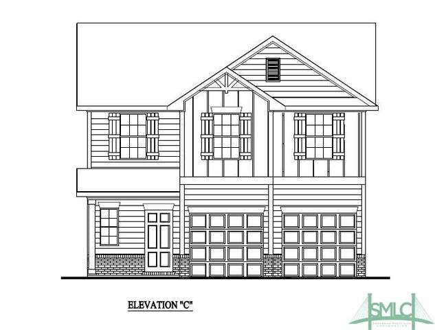59 Cassels Court, Hinesville, GA 31313 (MLS #238170) :: Coastal Homes of Georgia, LLC