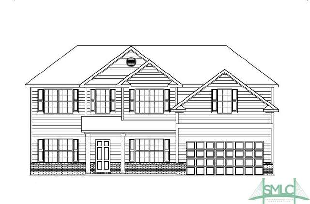 6 Brittany Lane NE, Ludowici, GA 31316 (MLS #238185) :: Coastal Homes of Georgia, LLC