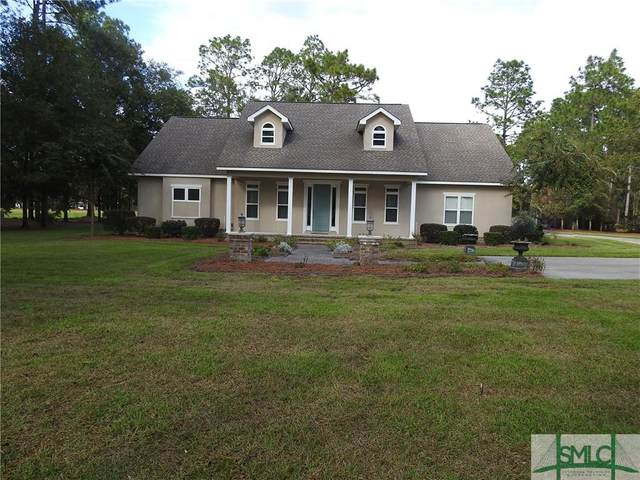 12 South Bogey Drive, Jesup, GA 31546 (MLS #238193) :: Heather Murphy Real Estate Group