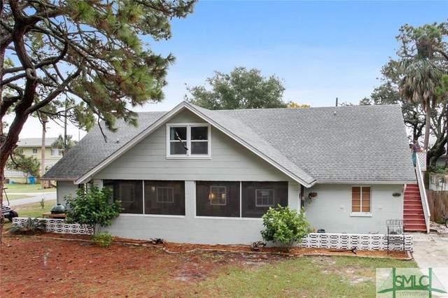 300/302 2nd Avenue, Tybee Island, GA 31328 (MLS #238202) :: The Arlow Real Estate Group
