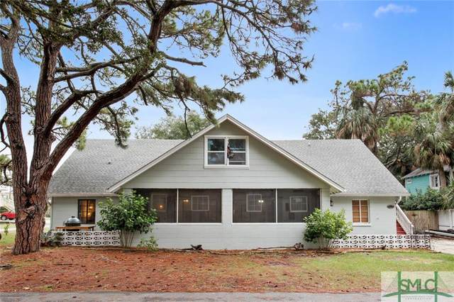 300/302 2nd Avenue, Tybee Island, GA 31328 (MLS #238204) :: The Arlow Real Estate Group