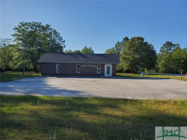 10723 280 Highway, Ellabell, GA 31308 (MLS #238206) :: Partin Real Estate Team at Luxe Real Estate Services