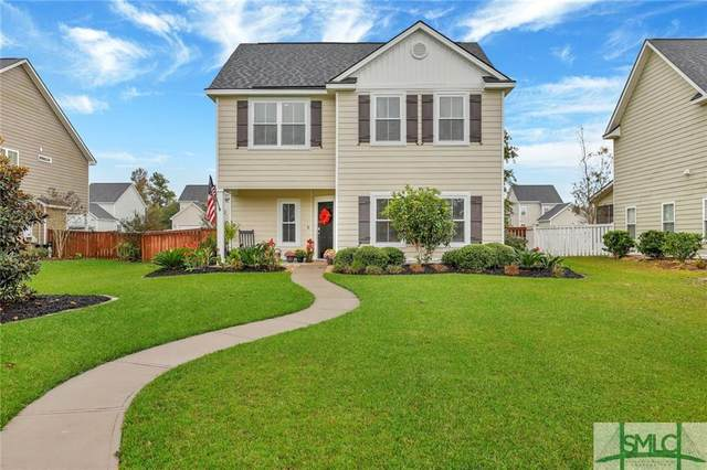 90 Osgood Lane, Richmond Hill, GA 31324 (MLS #238223) :: Barker Team | RE/MAX Savannah