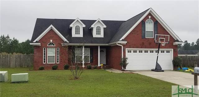 167 NE Madison Avenue, Ludowici, GA 31316 (MLS #238226) :: Coastal Savannah Homes