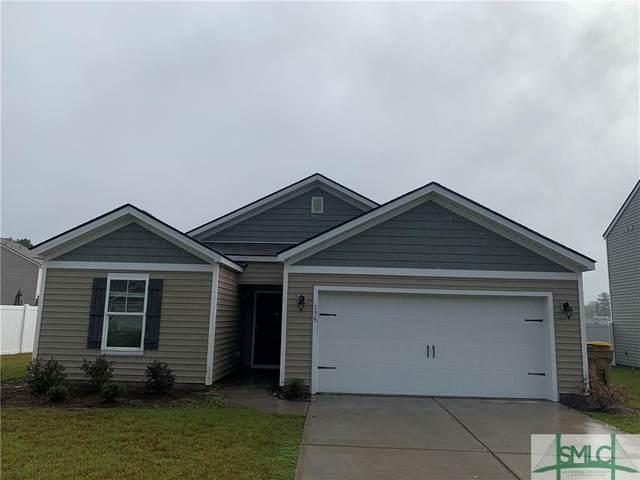 175 Caribbean Village Drive, Guyton, GA 31312 (MLS #238233) :: Heather Murphy Real Estate Group