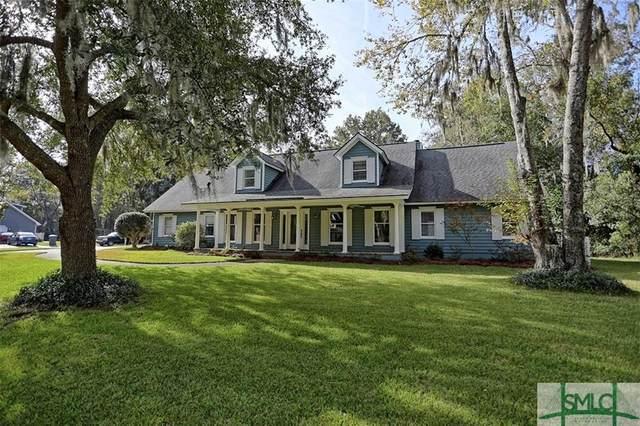 1 Keel Point, Savannah, GA 31419 (MLS #238237) :: Barker Team | RE/MAX Savannah