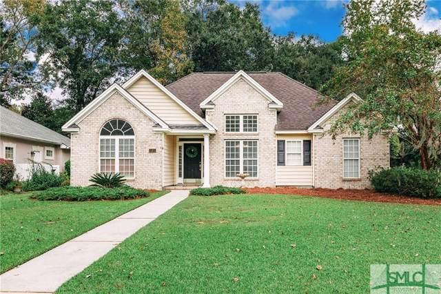 2 Yellow Warbler Court, Savannah, GA 31419 (MLS #238247) :: McIntosh Realty Team