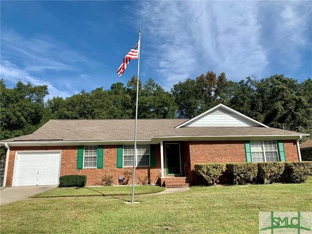 400 Meloney Drive, Hinesville, GA 31313 (MLS #238250) :: Team Kristin Brown | Keller Williams Coastal Area Partners