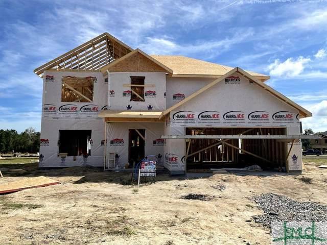 878 Fairview Circle, Hinesville, GA 31313 (MLS #238260) :: The Sheila Doney Team