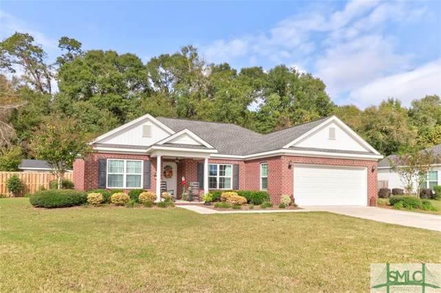 135 Cobbleton Drive, Rincon, GA 31326 (MLS #238269) :: Team Kristin Brown | Keller Williams Coastal Area Partners