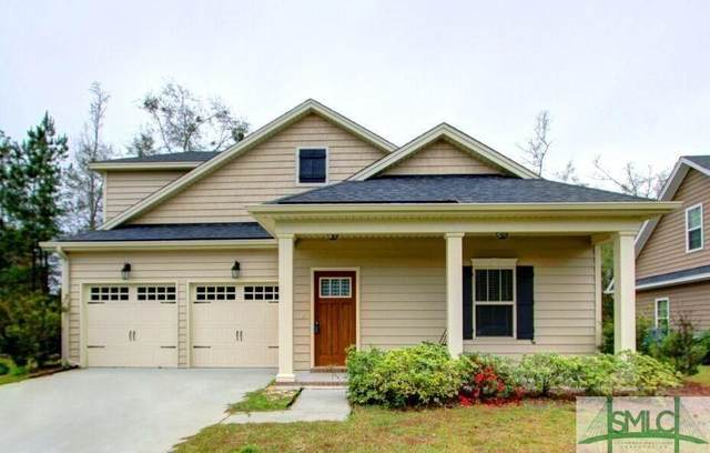 90 Jacobs Circle, Richmond Hill, GA 31324 (MLS #238297) :: Barker Team | RE/MAX Savannah