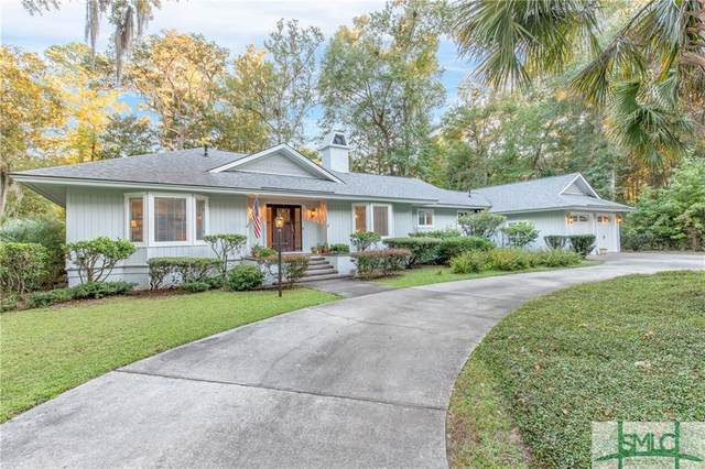 5 Morning Mist Lane, Savannah, GA 31411 (MLS #238308) :: Keller Williams Coastal Area Partners