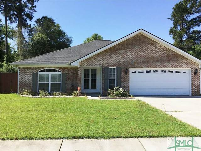 25 Caraway Court, Midway, GA 31320 (MLS #238313) :: The Arlow Real Estate Group