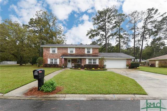 1 Fallowfield Drive, Savannah, GA 31406 (MLS #238315) :: Coastal Homes of Georgia, LLC