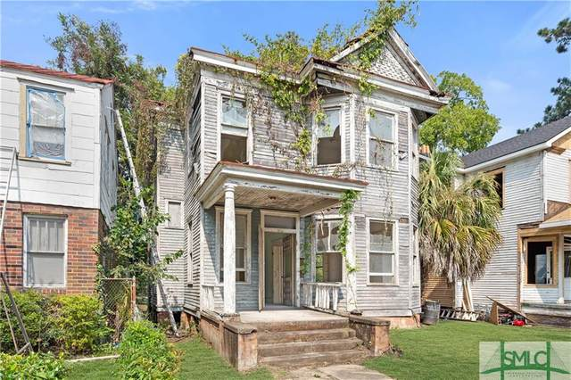 706 E Henry Street, Savannah, GA 31401 (MLS #238341) :: The Arlow Real Estate Group