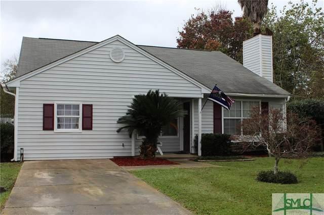 103 Laurelwood Lane, Savannah, GA 31419 (MLS #238346) :: Coastal Homes of Georgia, LLC
